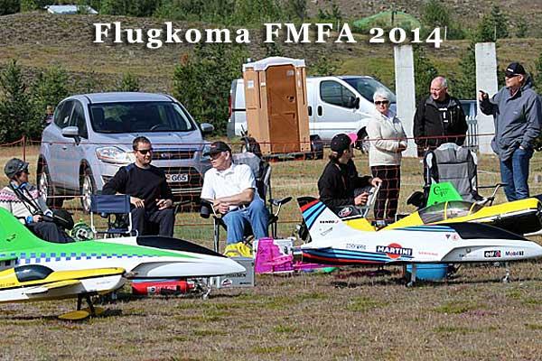 Flugkoma FMFA á Melgerðismelum