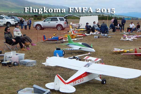 Flugkoma FMFA 2015