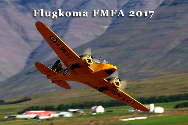 Flugkoma FMFA 2017