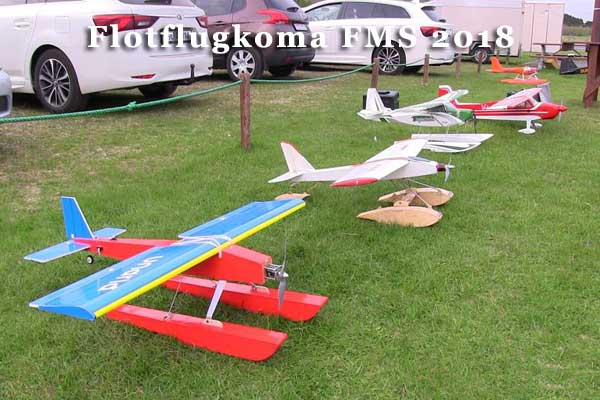 Flotflugkoma FMS 2018