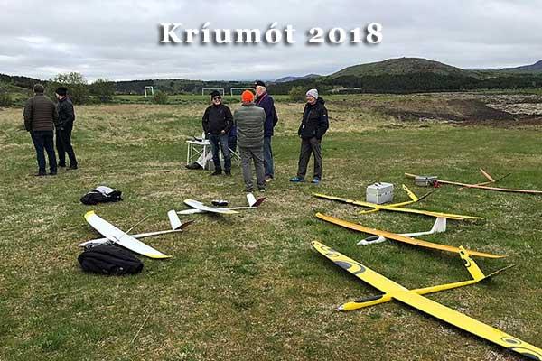 Kríumót 2018