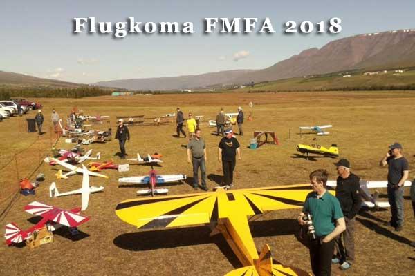 Flugkoma FMFA 2018