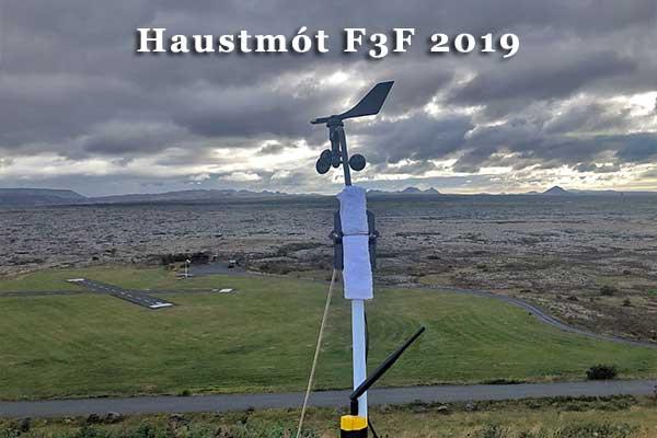 Haustmót F3F 2019