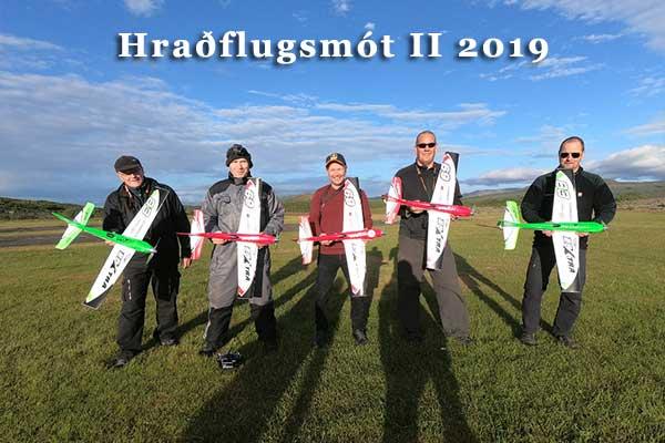 Hraðflugsmót II 2019