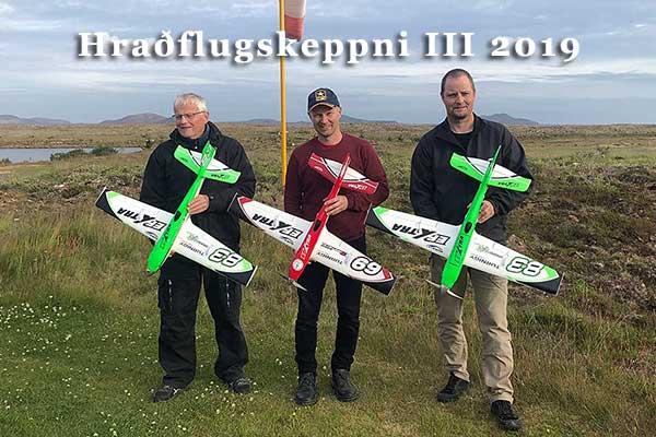 Hraðflugskeppni III 2019