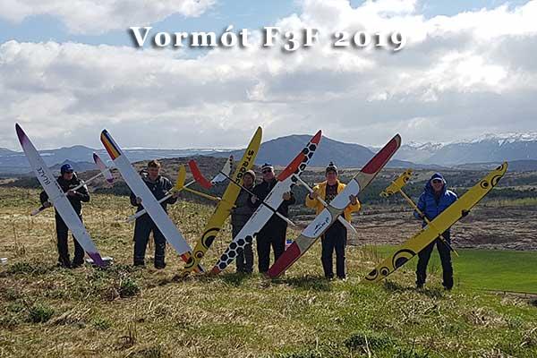 Vormót F3F 2019