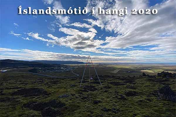 Íslandsmótið í hangi(F3F) 2020