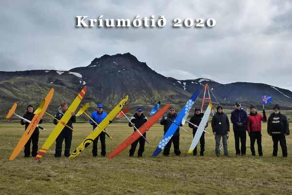 Kríumótið 2020