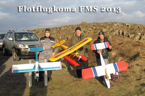 Flotflugkoma Flugmódelfélags Suðurnesja