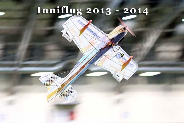 Inniflug veturinn 2013-2014