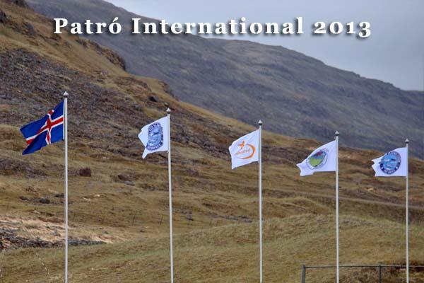 Patró International 2013
