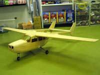 Glæsileg Cessna